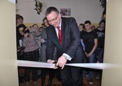Nowa winda Zespole Placówek Edukacyjno -Wychowawczych