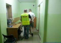 Włamywacze w rękach funkcjonariuszy