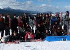 Obóz narciarski w Tatrach