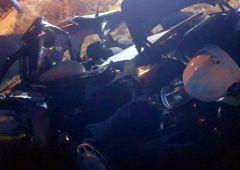 Groźny wypadek na niestrzeżonym przejeździe kolejowym w Bliżynie