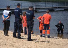 Znaleziono zwłoki poszukiwanego mężczyzny w bliżyńskim zalewie