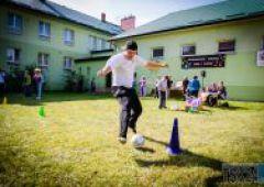 Integracyjny Turniej Gier i Zabaw w SOSW Nr 2