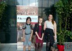 Uczennice skarżyskich szkół wśród laureatów Konkursu Pieśni Patriotycznej w Kielcach