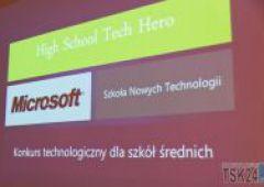 """""""Szkoła Nowych Technologii"""" z Microsoft"""