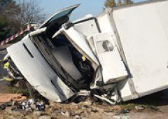 Wypadek w Bliżynie
