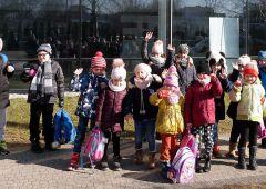 Ferie w Szkole Podstawowej Lipowe Pole 2018
