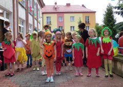 Dzień Dziecka w Przedszkolu Publicznym nr 4 w Skarżysku-Kamiennej