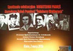 II Spotkanie Edukacyjne Bohaterom Pamięć WDK Kielce