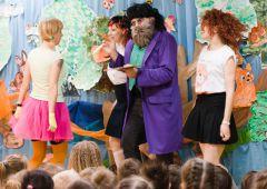 Wielkie Świętowanie Dnia Dziecka  w  Przedszkolu Publicznym nr 4