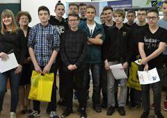Konkursy w ZSE: fotograficzny i informatyczny
