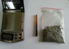 Narkotyki w pojeździe
