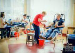 Akcja poboru krwi w ZSS-U