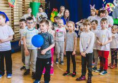 Wielkanocny Integracyjny Turniej Gier i Zabaw w SOSW Nr2