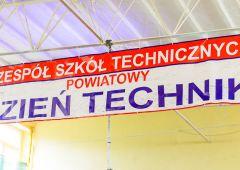 Powiatowy Dzień Techniki w Zespole Szkół Technicznych