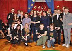 Gala Szkolnych Oskarów w Gimnazjum nr 2