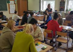 Szkolenia dla nauczycieli i logopedów - II Spotkania z Edukacją w ZPE-W w Skarżysku –Kamiennej