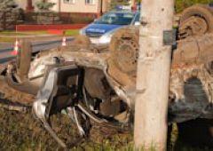 Wypadek w Skarżysku Kościelnym