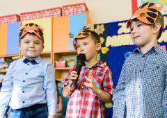 Pasowanie na przedszkolaka w Przedszkolu Publicznym Nr 6