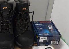 W skradzionych butach zawędrował do celi!