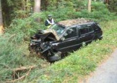 Groźny wypadek w Kucębowie