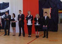 Obchody święta Konstytucji w III Liceum