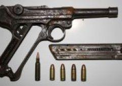 Zatrzymany za posiadanie broni