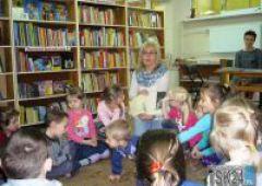 Bajeczne dzieje Polski - lekcja biblioteczna