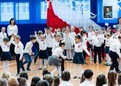Obchody Dnia Niepodległości w SP Nr 13
