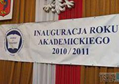 Inauguracja roku w SWSPiZ
