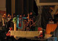 V Świętokrzyski Przegląd Teatrów Szkolnych w Języku Angielskim