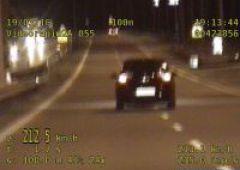 """Akcja """"prędkość"""" – brawurowa jazda trzech mieszkańców Krakowa"""