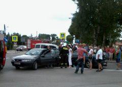 Wypadek samochodowy w miejscowości Suchedniów