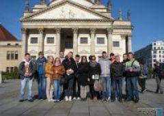 Uczniowie ZST na praktykach w Niemczech