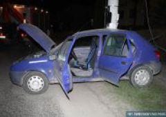 Brak doświadczenia kierowcy przyczyną wypadku ?