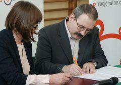 Podpisanie umów patronackich