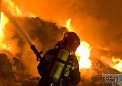 Kolejny Pożar w Almaxie (uzupełnione)
