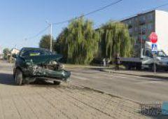 Pechowe skrzyżowanie ulic Zielnej i Rejowskiej - kolejna kolizja