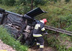 Tragiczny w skutkach wypadek samochodowy w Suchedniowie