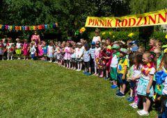 Dzień dziecka i Piknik Rodzinny w Przedszkolu Publicznym Nr 6