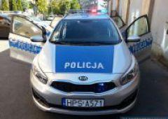 Nowy radiowóz dla skarżyskiej policji