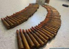 Odpowiedzą za nielegalne posiadanie amunicji