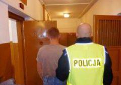 Sprawca kradzieży pojazdu zatrzymany