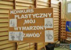 Konkurs plastyczny dla gimnazjalistów w ZSSU