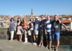 Zespól Szkół Technicznych po raz kolejny w Portugalii