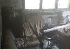 Pożar budynku mieszkalnego przy ul. Sosnowej