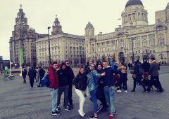 Zagraniczne praktyki uczniów ZSS-U w Wielkiej Brytanii