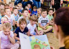 """""""Sportowcy czytają dzieciom. Wychowanie przez sport i czytanie"""""""