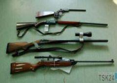 CBŚ przejęło broń