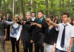 Zespół Szkół Samochodowo-Usługowych - pasowanie na ucznia