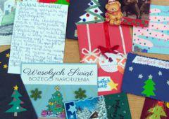 Kartki świąteczne dla żołnierzy przebywających na misjach